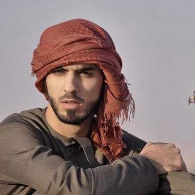 外籍阿拉伯语男M1