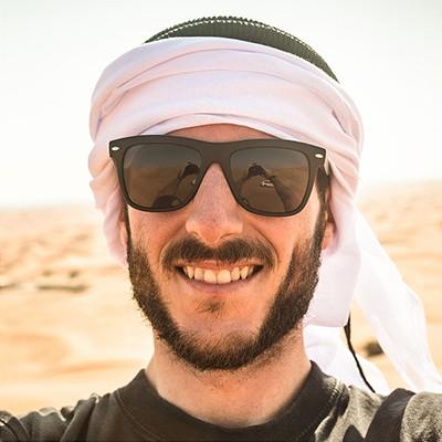 外籍阿拉伯语男M8